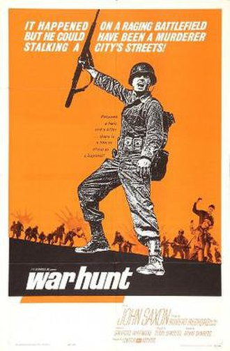 War Hunt - Image: War hunt poster