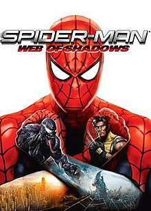 Spider-Man: Web of Shadows - Wikipedia