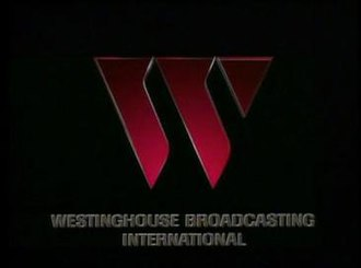 Westinghouse Broadcasting - Westinghouse Broadcasting International logo