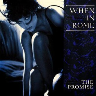 When in Rome - The Promise (studio acapella)