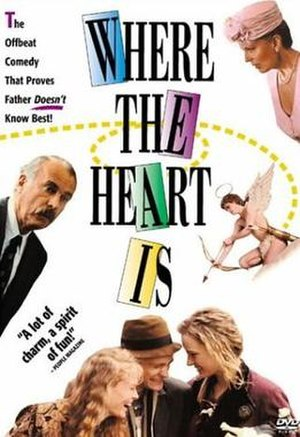 Where the Heart Is (1990 film) - DVD cover