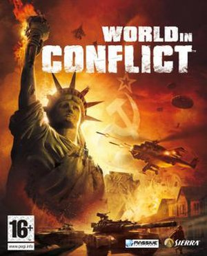 World in Conflict - Image: Wic win cover