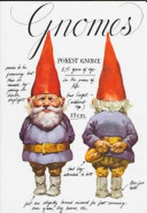 Gnomes (book) - English cover