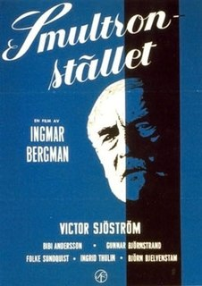 <i>Wild Strawberries</i> (film) 1957 film by Ingmar Bergman