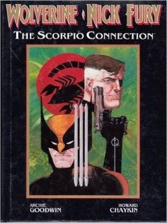 <i>Wolverine/Nick Fury: The Scorpio Connection</i>