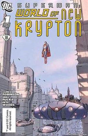 Superman: World of New Krypton - Image: World of New Krypton