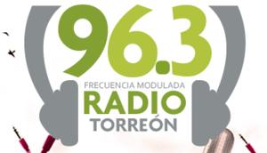 XHTOR-FM - Image: XHTOR 96.3Radio Torreon logo