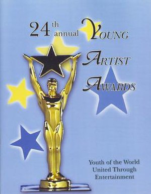 24th Young Artist Awards - Official program