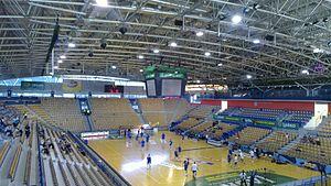 2004 European Men's Handball Championship - Image: Zlatorog Arena