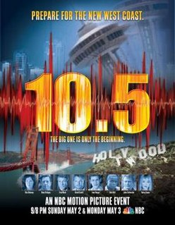 <i>10.5</i> (miniseries) 2004 television miniseries directed by John Lafia