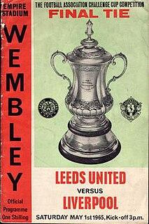 1965 FA Cup Final