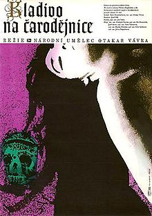 1970 poster for Otakar Vavra film Witcheshammer.jpg