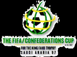 1997 FIFA Confederations Cup - Image: 1997 FIFA Confederations Cup
