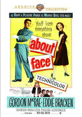 About Face (1952 film) - Image: About Face (1952 film)