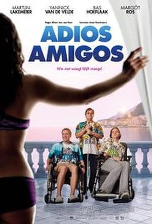 Adios Amigos (2016 film) - Film poster