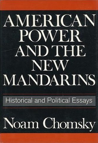 American Power and the New Mandarins - Image: American Power and the New Mandarins
