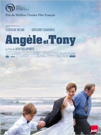Angel & Tony - Film poster