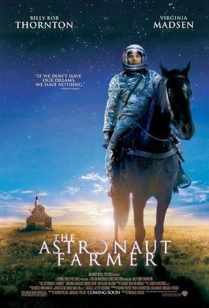 The Astronaut Farmer - Original film poster