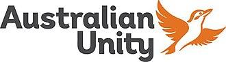 Australian Unity - Image: Australian Unity logo