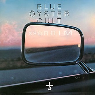 Mirrors (Blue Öyster Cult album) - Image: BOC Mirrors
