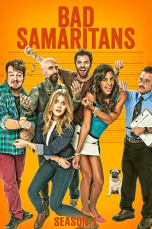 Bad Samaritans - Promotional poster