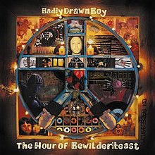 Image result for badly drawn boy the hour of bewilderbeast