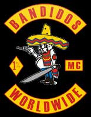 Bandidos Motorcycle Club - Image: Bandidos Motorcycle Club logo