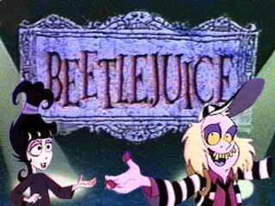 Picture of a TV show: Beetlejuice