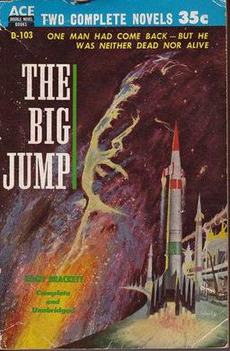 The Big Jump - Image: Big Jump 1stbook