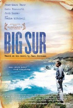 Big Sur (film) - Image: Big Sur 2013