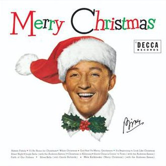 Merry Christmas (Bing Crosby album) - Image: Bing Crosby Merry Christmas
