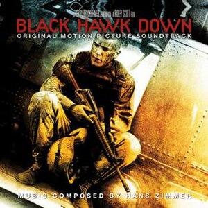 Black Hawk Down (soundtrack) - Image: Black Hawk Down Soundtrack