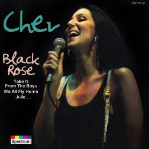 Black Rose (Cher album) - Image: Black Rose (Cher album) reissue