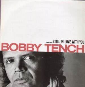 Still in Love with You (Thin Lizzy song) - Image: Bobby Tench Still in love with you single cover EP