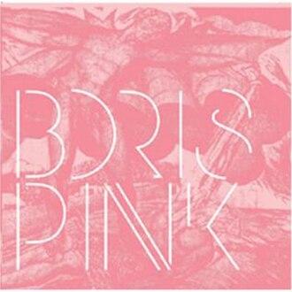 Pink (Boris album) - Image: Boris Pink