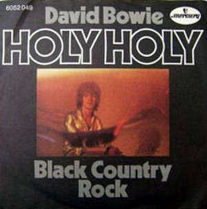 Holy Holy - Image: Bowie Holy Holy