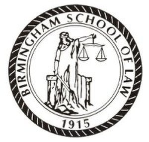 Birmingham School of Law - Image: Bsol