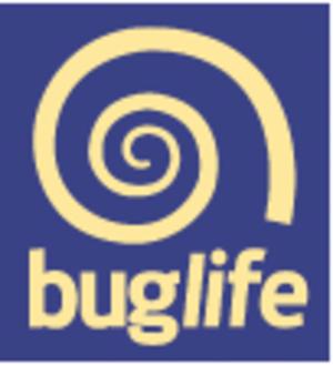 Buglife - Image: Buglife logo