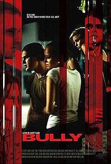 <i>Bully</i> (2001 film) 2001 film by Larry Clark