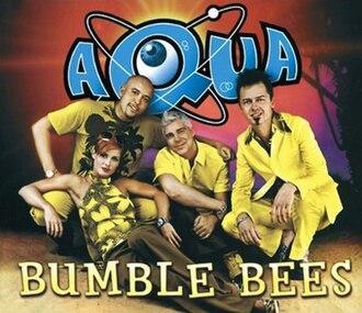Bumble Bees - Image: Bumblebeesaqua