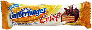 Crisp (chocolate bar) - Butterfinger Crisp