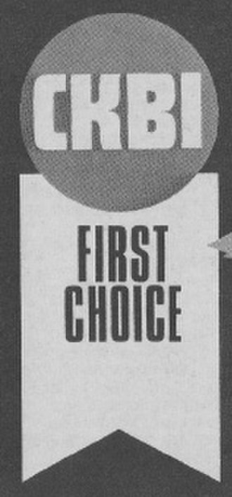 """CKBI-TV - CKBI-TV in Fall 1973 was using this logo, which mimicked the CBC Television logo of the time, prior to the introduction of the """"Exploding Pizza"""" in 1975."""