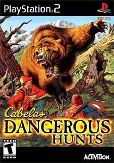 <i>Cabelas Dangerous Hunts</i>