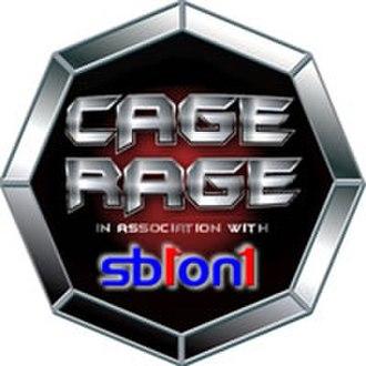 Cage Rage Championships - Image: Cageragelogo