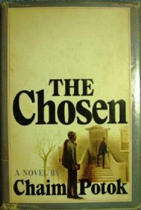 a development of the character of malter in chaim potoks novel the chosen By marius buning free university  it was followed by the first draft of what was to become his best-known novel, the chosen,  chaim potok's history of the jews.