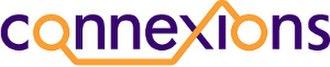 Connexions (agency) - Image: Connexions Logo
