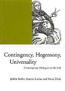 <i>Contingency, Hegemony, Universality</i> book by Judith Butler