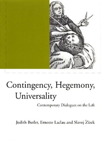 Contingency, Hegemony, Universality - Image: Contingency, Hegemony, Universality (book cover)