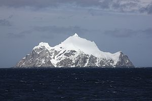 Cornwallis Island (South Shetland Islands) - Cornwallis Island