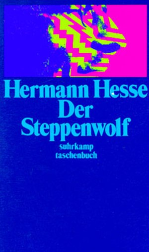 Steppenwolf (novel) - Later German Edition